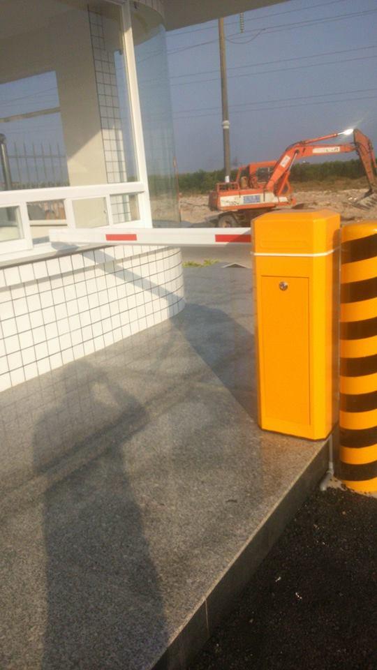 Lắp đặt barrier tự động Bình Dương