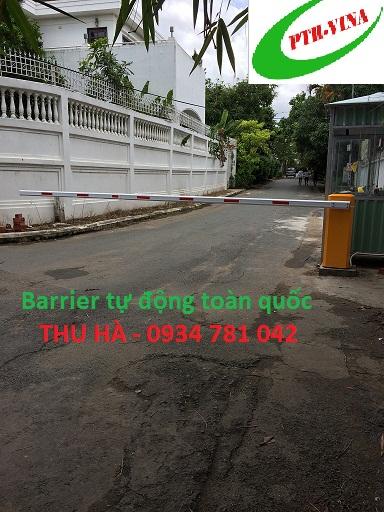 Lắp đặt barrier tự động uy tín tại ninh thuận, bình thuận