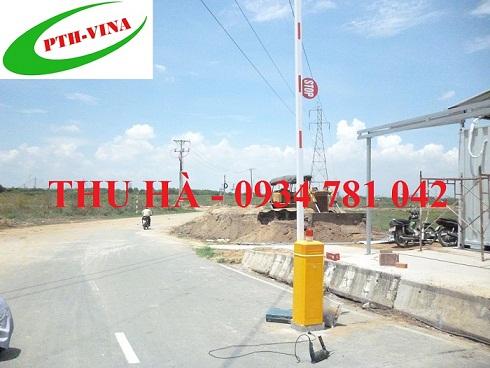 www.123nhanh.com: barie tự động chắn cổng ra vào